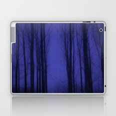 Nightblue Woods Laptop & iPad Skin