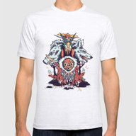 T-shirt featuring The Wolf Princess (Purpl… by Nicole Shobe