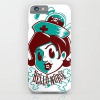Hello nurse! iPhone 6 Slim Case