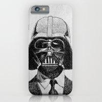 Darth Vader Portrait iPhone 6 Slim Case