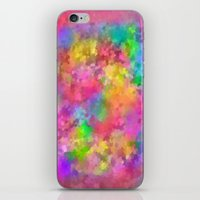 Razzle-Dazzle iPhone & iPod Skin