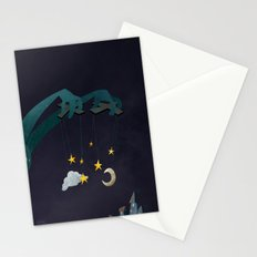 The Night Puppeteer Stationery Cards