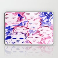 ROSTROS Laptop & iPad Skin