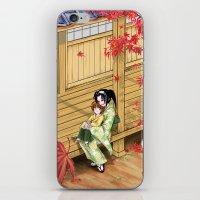 Kenshin's family iPhone & iPod Skin