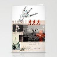Sleepless Stalingrad Stationery Cards