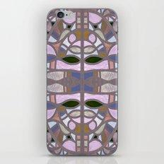 The texture of twilight iPhone & iPod Skin
