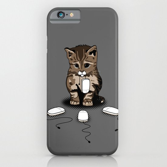Eyes of cat iPhone & iPod Case