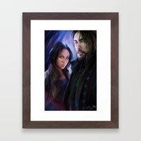 Sleepy Hollow (TV) Framed Art Print