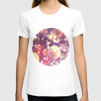 glitter T-shirts featuring Glitter atmosphere by LoRo  Art & Pictures