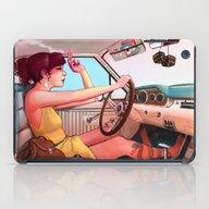 iPad Case featuring The Getaway by Rudy Faber