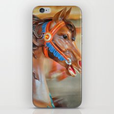 Carousel iPhone & iPod Skin