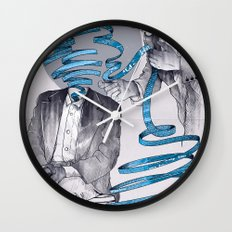 Mind Reader Wall Clock