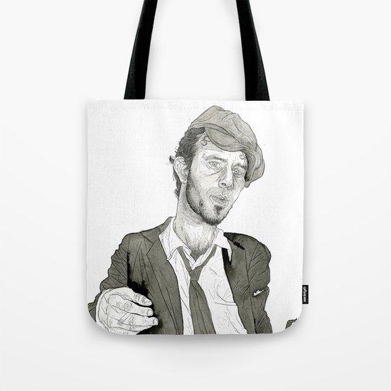 Tom Waits: The Early Years Tote Bag