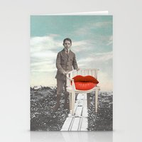 Le fils Stationery Cards