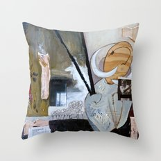 Pleasure of Execution Throw Pillow