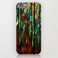 Peacock Mosaic iPhone 6 Slim Case