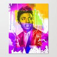 Little Richard Canvas Print