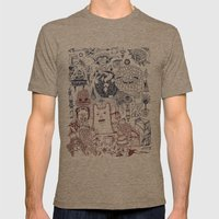 The Storm Brings A New S… Mens Fitted Tee Tri-Coffee SMALL