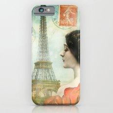J'adore Paris iPhone 6 Slim Case