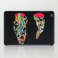 in your eyes iPad Case