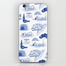 Pop Porcelain: Far Far Away iPhone & iPod Skin