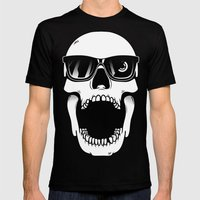 Toothless Mens Fitted Tee Black SMALL