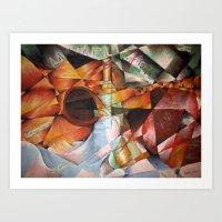 Cubism Art Print