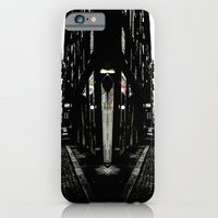 iPhone & iPod Case featuring city by AntWoman
