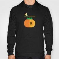 Fruit: Persimmon Hoody