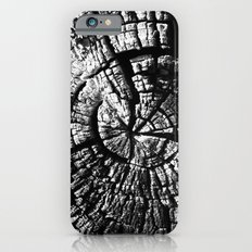 Texture Tree Rings Tree slice Old Tree photograph Natural beauty Slim Case iPhone 6s