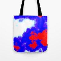 Patriotic Sky Tote Bag