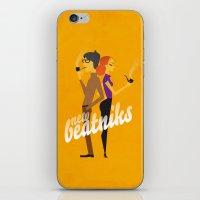 New Beatniks iPhone & iPod Skin