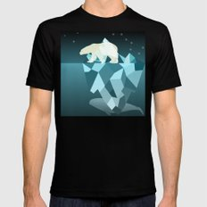 Ursa Major SMALL Mens Fitted Tee Black