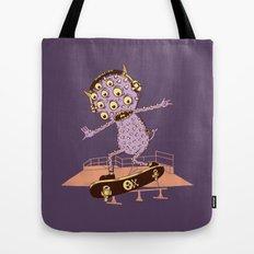 Hipster Monster Tote Bag