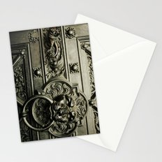 Lion Door Stationery Cards