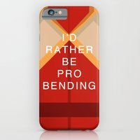 iPhone & iPod Case featuring Mako Would Rather Be Probending by Skylofts Merch