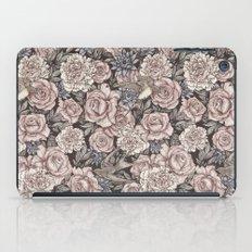 Flowers & Swallows iPad Case
