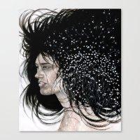 Baby's Breath Canvas Print