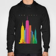 Shapes Of NYC. Accurate … Hoody
