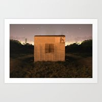 Dream Shack Art Print