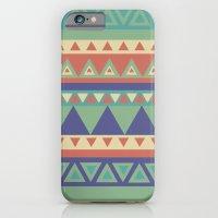 Aztec 1# iPhone 6 Slim Case