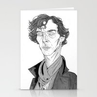 Benedict Cumberbatch - S… Stationery Cards