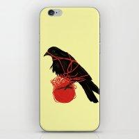 Transatlanticism iPhone & iPod Skin