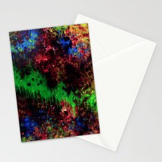 The Night Turns To Rust Stationery Cards