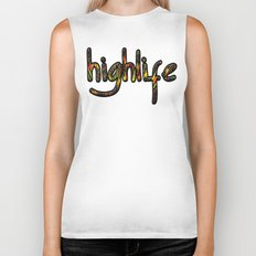 highlife Biker Tank
