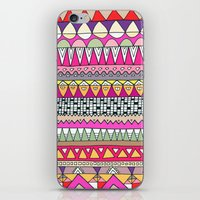 Tribal Lines iPhone & iPod Skin
