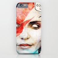 Ziggy Stardust/David Bow… iPhone 6 Slim Case