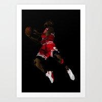 #23 Art Print