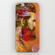The Arrival Of The Shama… iPhone & iPod Skin
