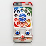 iPhone & iPod Case featuring Retro Vintage Smiley Kid… by Three Second